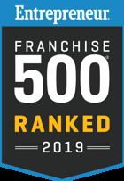 Entrepreneur Magazine's Franchise 500 List