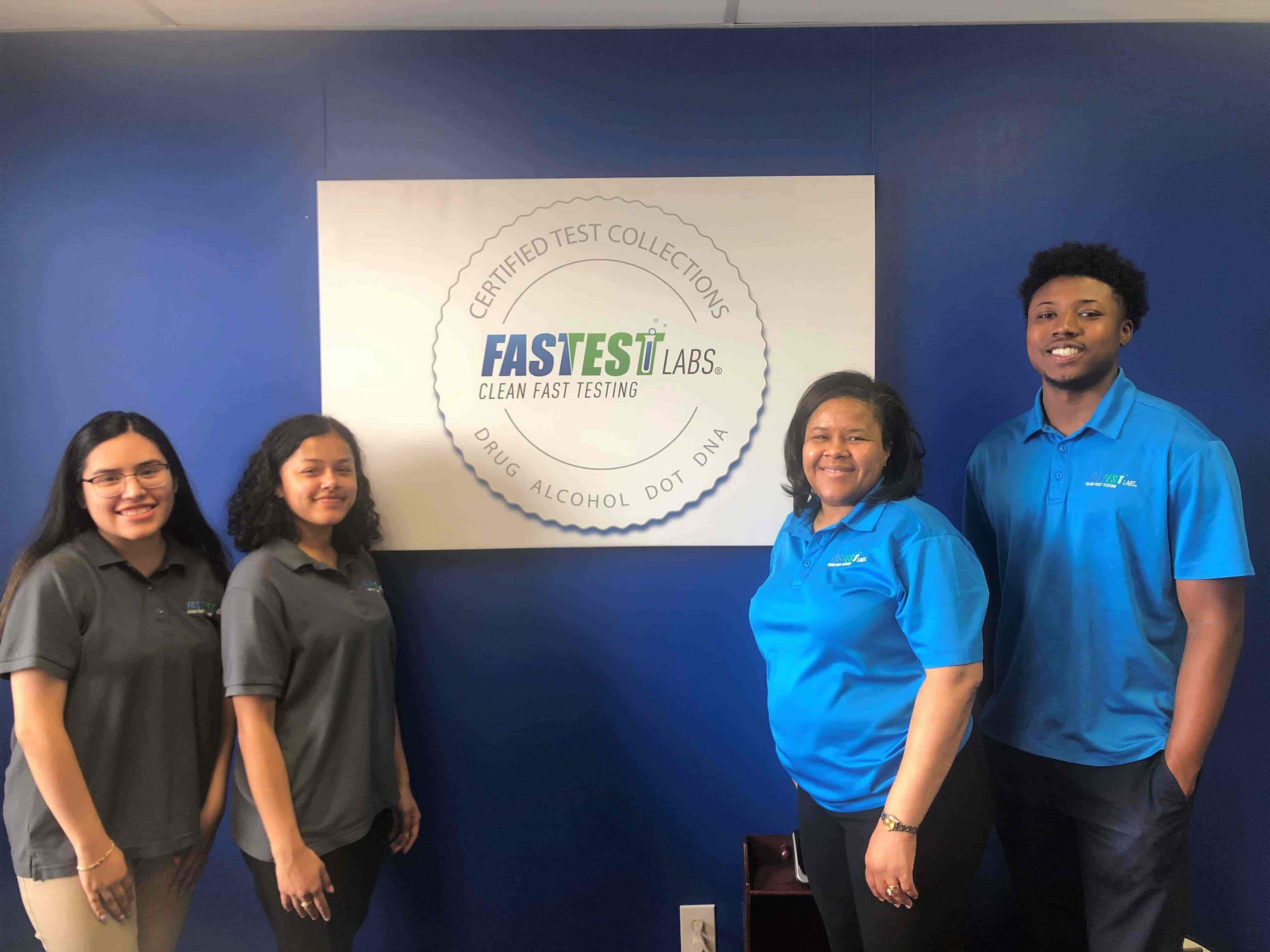 Staff at Fastest Labs of Marietta