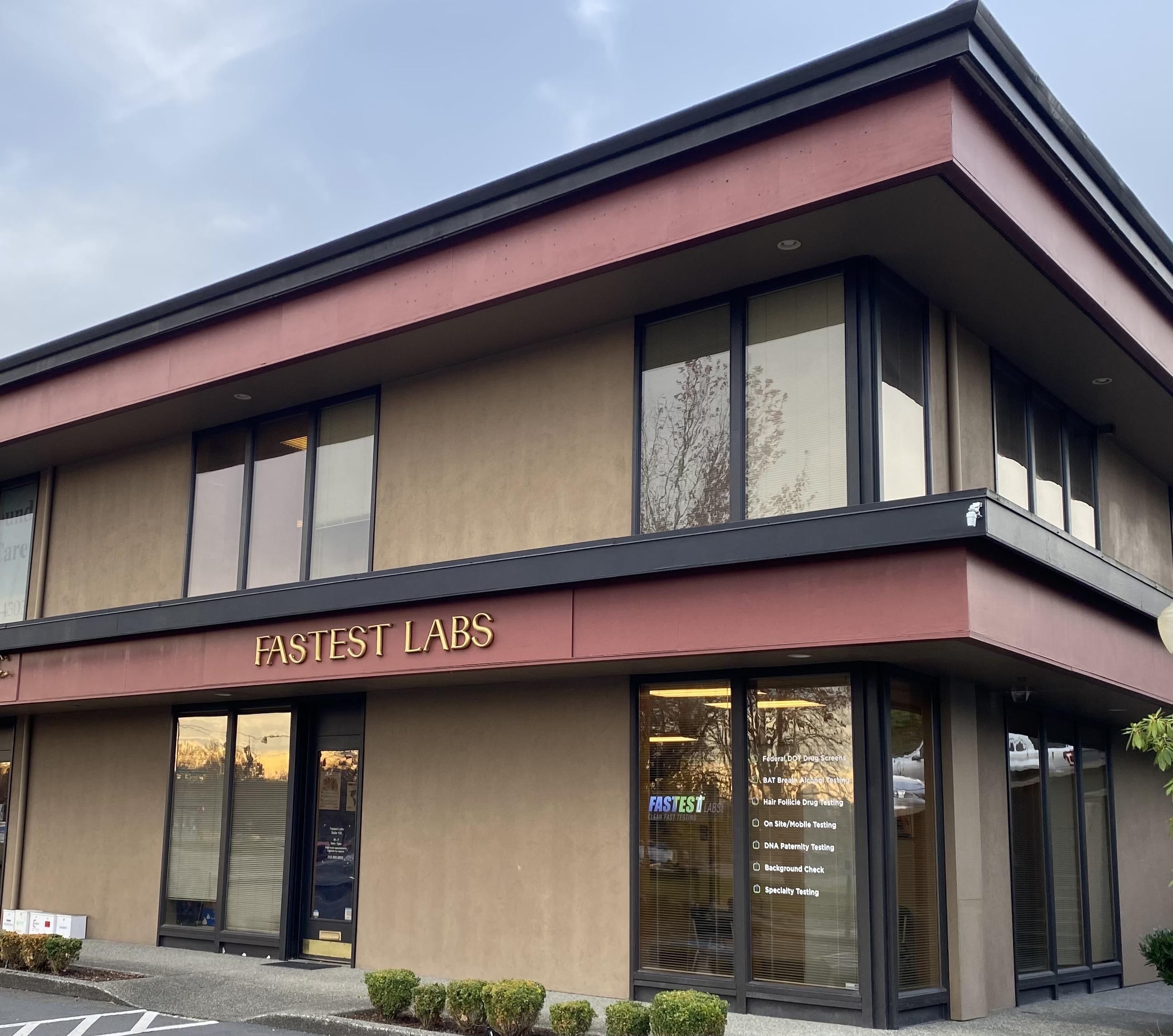 Fastest Labs of Tacoma entrance